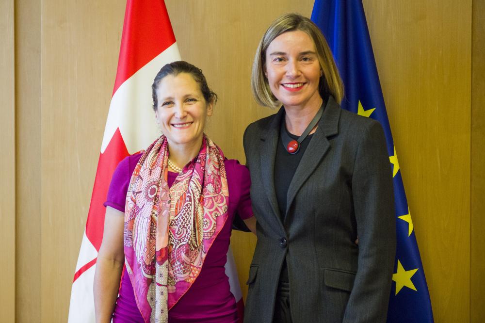 CETA : quand l'Europe et le Canada dialoguent sur les OGM