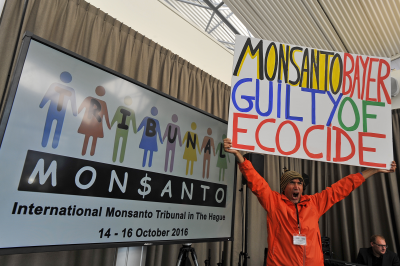 Tribunal International Monsanto : l'avis juridique consultatif
